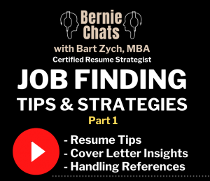 Resumes, What to include in Your Cover Letter & Handling References - Video